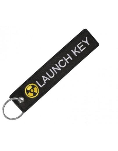 "Breloc moto textil ""Launch key"""