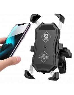Suport telefon Corner incarcare Quick Charge si wireless